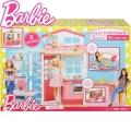 *Barbie® Двуетажната къща на Барби DVV47