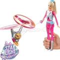 Barbie Star Light Adventure Принцеса Барби с летящо коте DWD24
