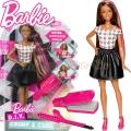 *Barbie® D.I.Y. Crimps & Curls Фризьорски салон DWK50