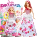 *Barbie® Dreamtopia Sweetville Барби Принцеса DYX28