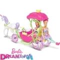 Barbie™ Dreamtopia Принцеса Барби с каляска DYX31