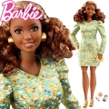 Barbie The LOOK Кукла Барби Curvy Carnaval DYX64