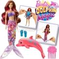 *Barbie® Dolphin Magic Кукла Барби Русалка с делфинче FBD64