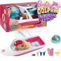 *Barbie® Dolphin Magic Яхтата на Барби FBD82