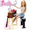 *Barbie® Кукла Барби с музикални инструменти FCP73