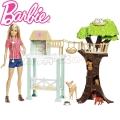 "*Barbie® Комплект ""Спасителен център"" FCP78"