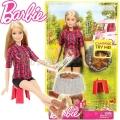 *Barbie® Барби на къмпинг - блондинка FDB43