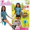 *Barbie® Барби на къмпинг - брюнетка FDB44