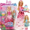 *Barbie® Dreamtopia Барби и малката Челси FDJ19
