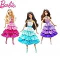 Barbie Принцеси с бляскави колиета асортимент
