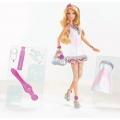 Barbie Барби с магическа рокля H2o Mattel