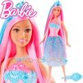 Barbie® Long Hair Кукла Барби Принцеса с дълга коса DKB61