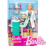 Barbie Careers Кукла Барби зъболекарка FXP16