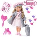 *Bayer Интерактивна кукла Анна на Български език 94635