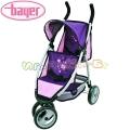 Bayer Количка за кукли Jogger Purple