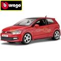 """Bburago """"Стар"""" VW POLO GTI MARK 5 1:24"""