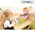 Beleduc - Funny Friends Rallye Образователна игра 22415