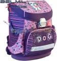 Belmil Funny Dog Ергономична раница за училище 405-33