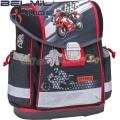 Belmil Ученическа раница Moto Racer 403-13