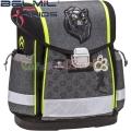 Belmil Ученическа раница Black Jaguar 403-13