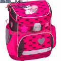 2017 Belmil Cat in Love Ергономична раница за училище 405-33-3 Mini Fit