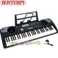 Bontempi Електронен синтезатор 61 клавиша и USB 16 6118