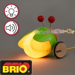 Brio Играчка за дърпане Светулка 30255