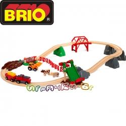 Brio Ферма за животни 33984