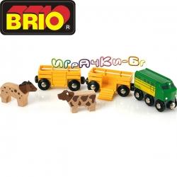 Brio Фермерски влак 33404