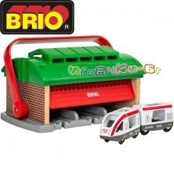 Brio Гараж за влакове 33474