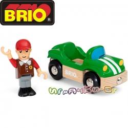 Brio Играчка спортна кола 33937