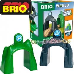 Brio Комплект от 2бр тунели за влакче 33935