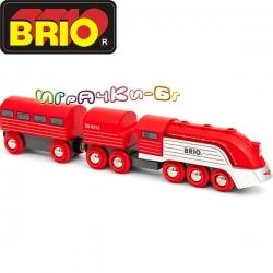 Brio Играчка влакче Streamline 33557