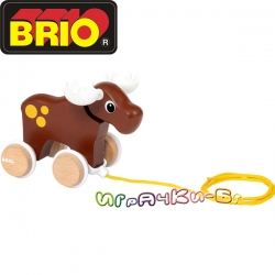 Brio Играчка за дърпане Лос 30341