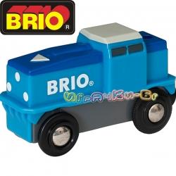 Brio Карго автомобил с батерия 33130