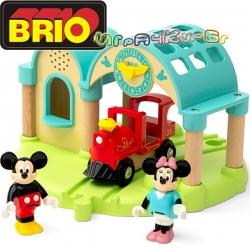 Brio Станция Record and Play Мики Маус 32270