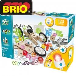 Brio Светещ конструктор 120 части 34593