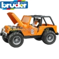 Bruder 2542 Джип Cross Country Racer