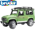 Bruder 2590 Джип Land Rover Defender Wagon