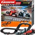 Carrera GO!!! - 62365 Аутобан с 2 колички Final Lap 3.6m