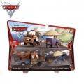 Cars 2 Mater & Zen Master Pitty V2833