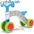 Chillafish ItsiBitsi Колело за яздене Blue CPIB01BLU