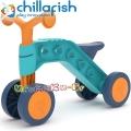 Chillafish ItsiBitsi Колело за яздене Blue/Orange CPIB01LBO