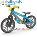 Chillafish BMXie МОТО Колело за балансиране Blue CPMX03BLU