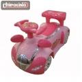 Музикална кола за яздене Скорпио Розова Chipolino