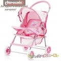 """2014 Chipolino - Детска количка за кукли """"Алис"""" Цветна градина"""
