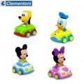 Clementoni Мека играчка Дисни герои с кола 14807