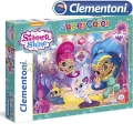 Clementoni Пъзел Shimmer and Shine 3x48