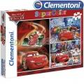 Clementoni Пъзел Колите 3x48
