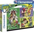 Clementoni Пъзел Ben 10 3x48